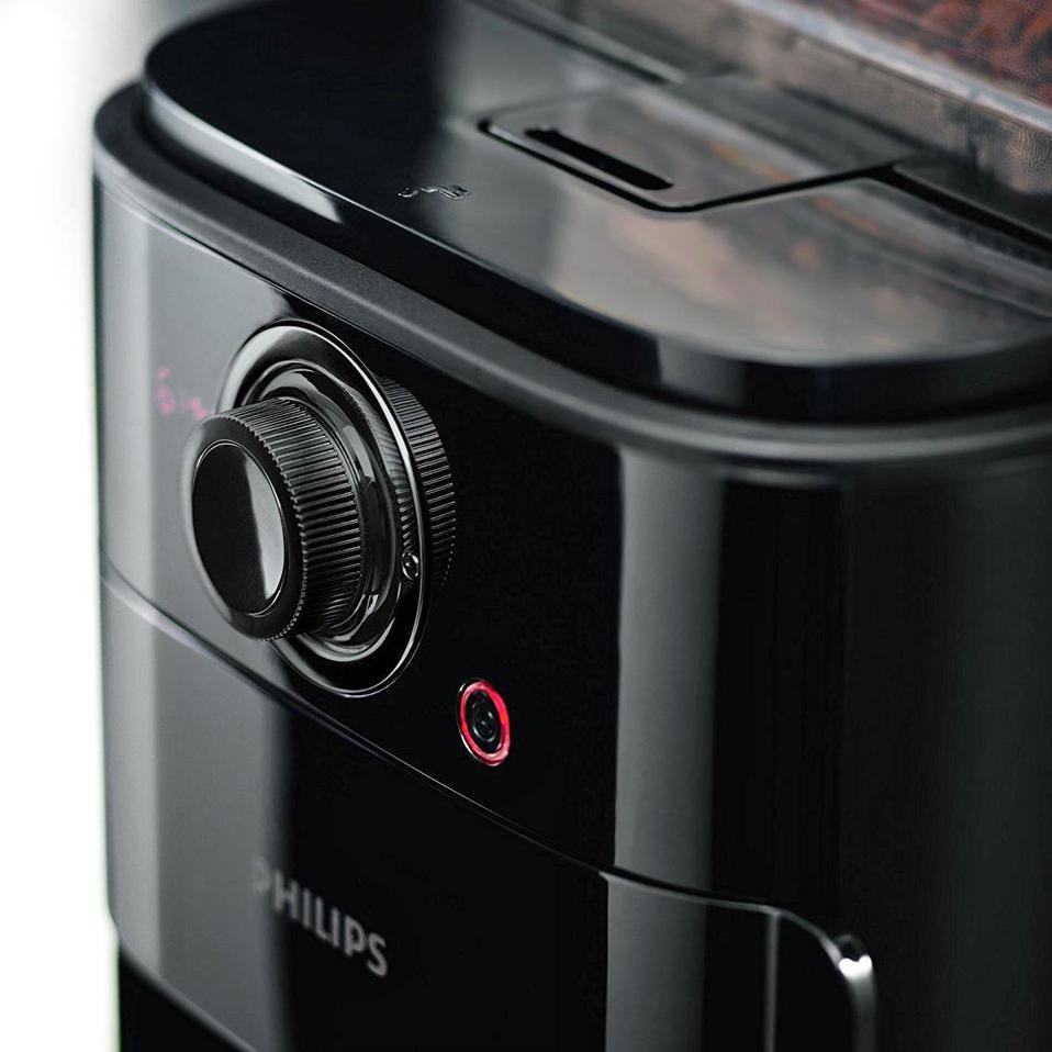 Ekspresy przelewowe przelewowy Philips HD7765/00 ( 1000W ; czarny )