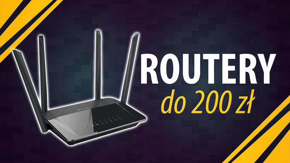 Jaki router do 200 zł? |TOP 5|