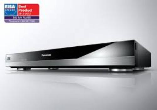 Panasonic DMP-BDT500EG 3D