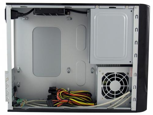 "LC-Power OBUDOWA CASE-1400MI MINI-ITX 1X 5,25"" 1X 3,5"" HD-AUDIO ZASILACZ LC200SFX 200W CZARNA"