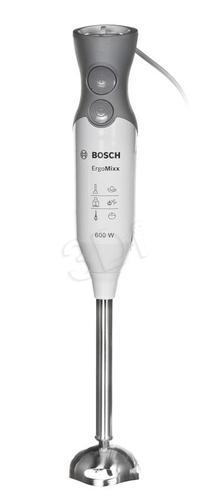 Blender ręczny Bosch MSM66155 (600W/Biało-szary)