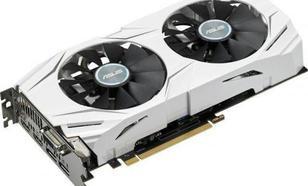 Asus GeForce GTX 1060 Dual 3GB GDDR5 (192 Bit) 2xHDMI, 2xDP, DVI-D, BOX (DUAL-GTX1060-3G)