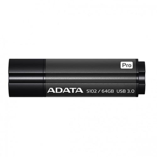 A-Data DashDrive Elite S102 Pro 64GB USB3.0 szary - 100MB / 50MB