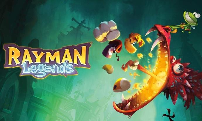 Kolejna gra za darmo - Rayman Legends!