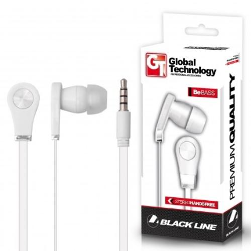 Global Technology HF Be BASS iPH.4/3G/3GS/2G/iPod BIAŁY