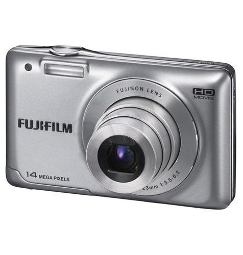 FUJI FinePix JX500 SREBRNY