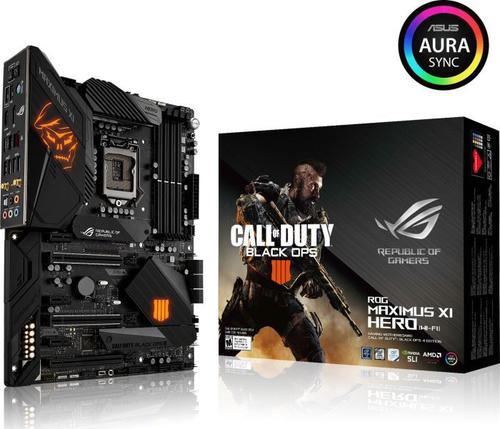 Asus MAXIMUS XI HERO WiFI Call of Duty Black Ops 4 Edition