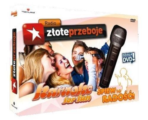 Techland Karaoke For Fun Zlote Przeboje PC