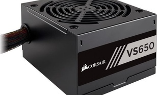 Corsair VS Series 650W 80PULS (CP-9020172-EU/BULK)