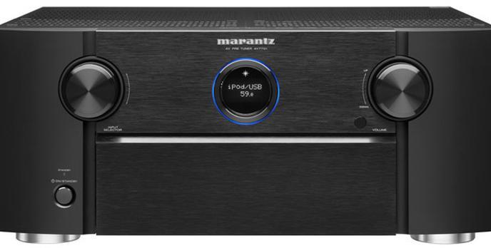 Marantz przedstawia AV7701, przedwzmacniacz dla prawdziwych audiofilów-purystów
