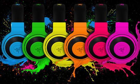 Kraken Neon - nowe headsety wyróżnią Cię z tłumu!