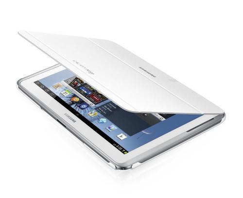 Samsung Etui w formie notebooka (kolor biały) Galaxy Note 10.1