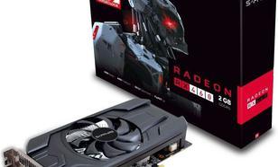 Sapphire Radeon RX 460 2GB GDDR5 (128 Bit) HDMI, DVI-D, DP, BOX (11257-10-20G)
