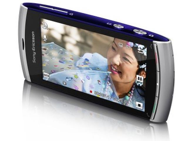 Sony Ericsson Vivaz – telefon rejestrujący wideo w HD