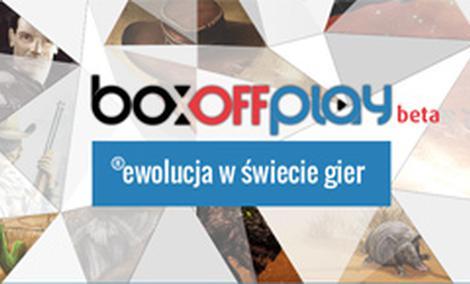 BoxOff Play - zobacz ewolucję w świecie gier