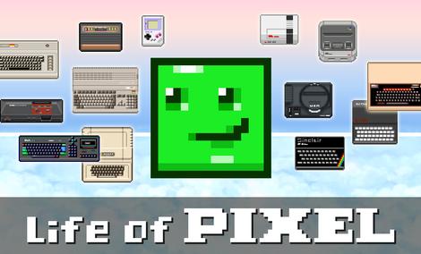 Piątkowe Granie #17 - Life of Pixel