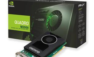 PNY Technologies Quadro M2000 4GB GDDR5 (128 bit) 4x DisplayPort (VCQM2000-PB)
