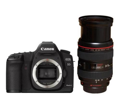 CANON EOS 5D MKII + obiektyw 24-70mm