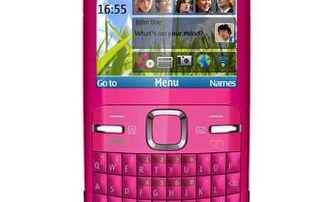 Nokia C3, Nokia C6 i Nokia E5 - zapowiadzi nowych modeli