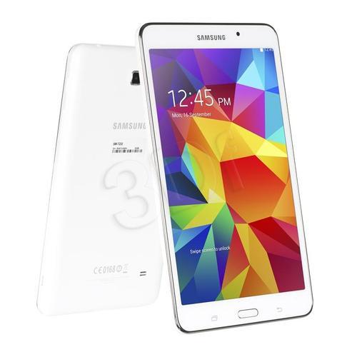 SAMSUNG GALAXY TAB 4 7.0 (T230) 8GB Wi-Fi WHITE