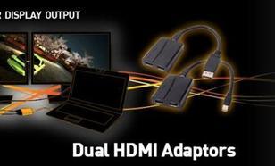 ZOTAC DisplayPort-Dual HDMI