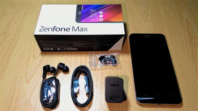 Zestaw ZenFone Max