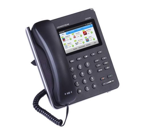 Grandstream Telefon IP 6 kont SIP Android GXP2200HD