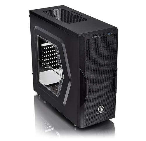 Thermaltake Versa H22 USB 3.0 Window (120mm), czarna