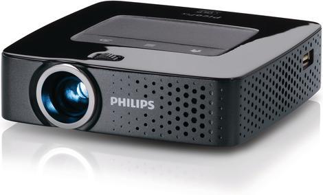 Philips PicoPix 3610 - pikoprojektor z systemem Android