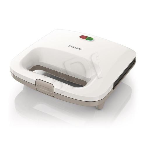Opiekacz Philips HD2392/00 (820W Biało-beżowy)