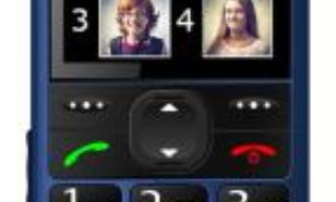 myPhone Halo 2 Niebieski