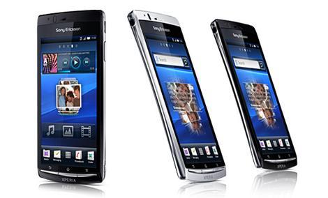 Wraz z nadchodząca porą roku, przedsprzedaż Sony Ericsson Xperia arc