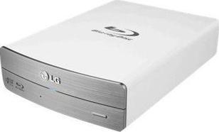 LG BD-RW USB 3.0 Srebrno-biały (BE16NU50.AUAE10B)