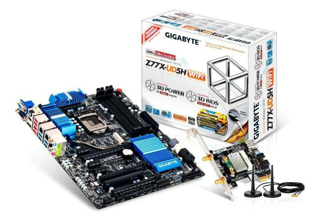 GIGABYTE GA-Z77X-UP5 TH