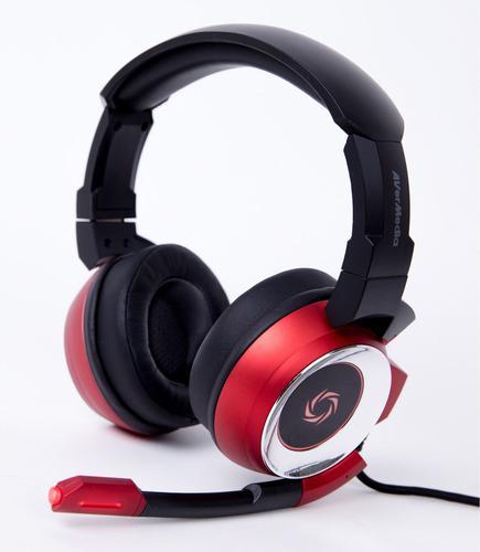 AVerMedia GH337 czerwone