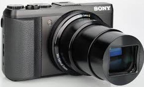 Sony DSC-HX50 - niewielki aparat z 30-krotnym zoomem optycznym