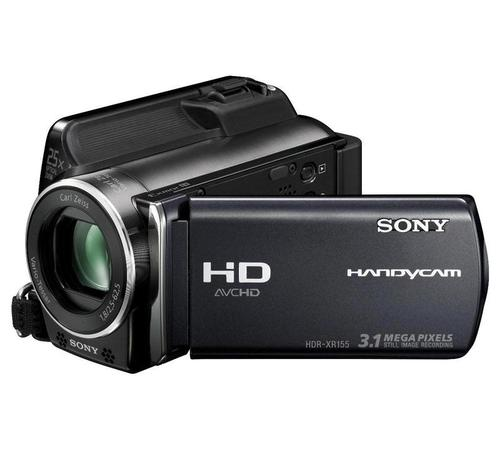 SONY HDR-XR155E (+SONY LCS-AX2)