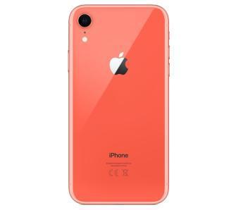Apple iPhone Xr 256GB (koralowy)