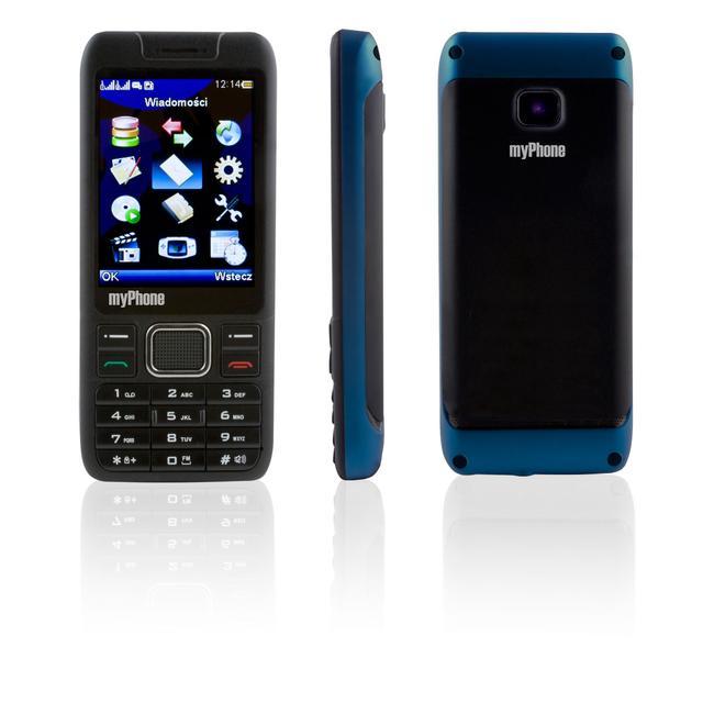 myPhone 6500 METRO -  Dual SIM z wyższej półki