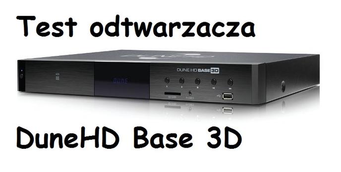 DuneHD Base 3D TEST