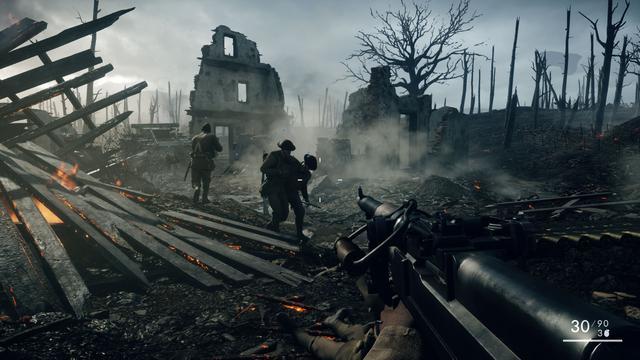 Battlefield 1 - Początek Gry