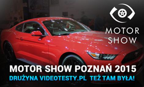 Poznań Motor Show 2015 - Relacja z Targów Motoryzacyjnych!