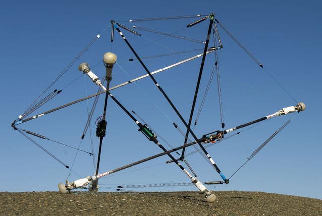 Nietypowy Robot Do Misji Kosmicznych