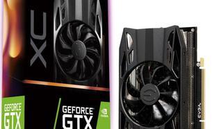 EVGA GeForce GTX 1660 Ti XC Black Gaming, 6GB GDDR6 (06G-P4-1261-KR)