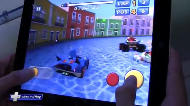 Sonic & Sega All-Stars Racing - gra