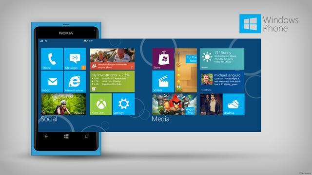 Smartfon numer milion z systemem Windows Phone sprzedany w Polsce