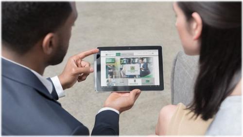 Microsoft Surface GO 4415Y/4GB/64GB/HD615/10 Commercial Silver
