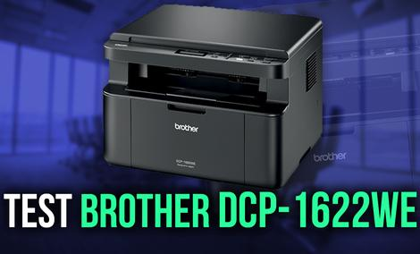 Test Drukarki Laserowej Brother DCP-1622WE