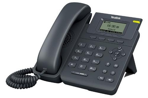 Yealink Telefon VoIP T19P - 1 konto SIP