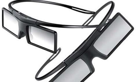 Samsung SSG-4100GB - wygodne okulary 3D